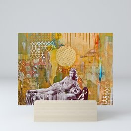 Golden Slumbers Mini Art Print
