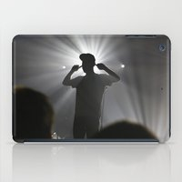 concert iPad Cases featuring Concert in Moscow by Alev Takil