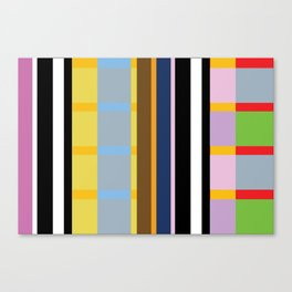 Stripe 1 Canvas Print