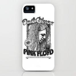 David Gilmour 1 iPhone Case