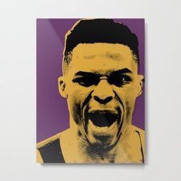 Russell #3 Metal Print