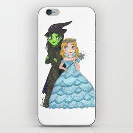 Wicked - Glinda and Elphaba iPhone Skin