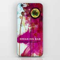 breaking iPhone & iPod Skins featuring BREAKING BAD by Michael Scott Murphy