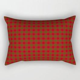 Drummond Tartan Plaid Rectangular Pillow