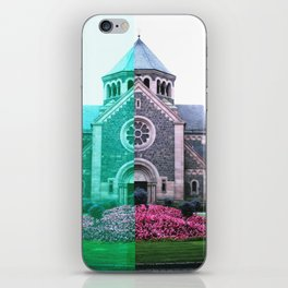 Cracked church... iPhone Skin