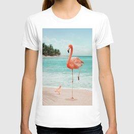 WANNABE FLAMINGO T-shirt