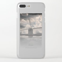 Muddy Waters, Fresh Wind Clear iPhone Case