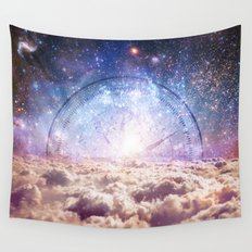 Celestial Guides Wall Tapestry