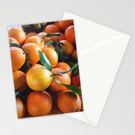 Beautiful Fruit - Oranges Stationery Cards