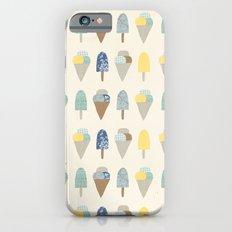 ice cream pattern  iPhone 6s Slim Case