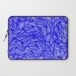 Surreal Cobalt Laptop Sleeve