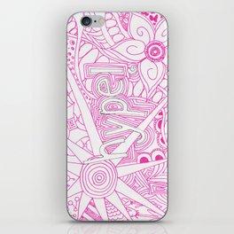 Hype! iPhone Skin