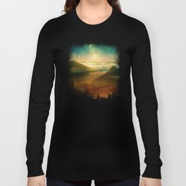 Into the trees Long Sleeve T-shirt