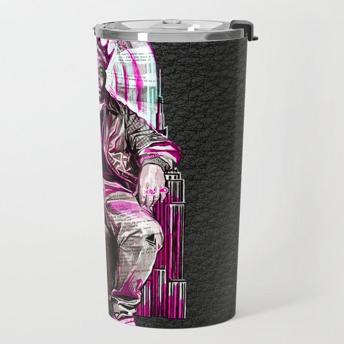 Notorious Big *King* Travel Mug