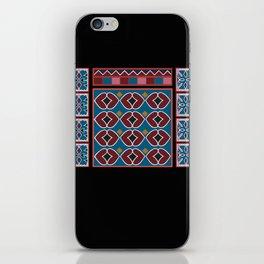 Lenape Bandolier 1850 iPhone Skin