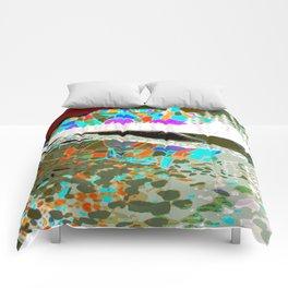 Castle Mountain II Comforters