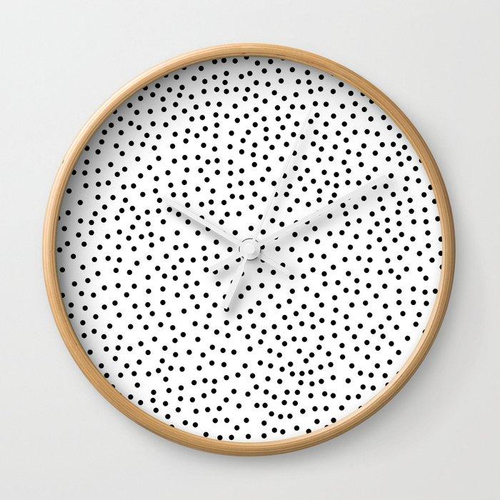 Dots.. Wall Clock