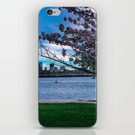Boston - A View from the Other Side iPhone Skin