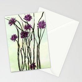 Invasive Knapweed Stationery Cards