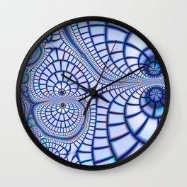 Crosseyed Wall Clock