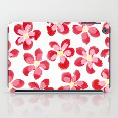 Posey Power - Red Multi iPad Case