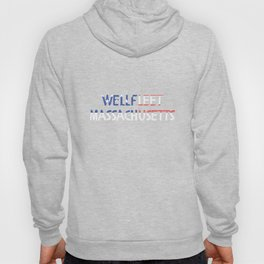 Wellfleet Massachusetts Hoody