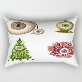 les objets ont ils une âme ??  Rectangular Pillow