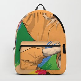 Bad Guy Backpack