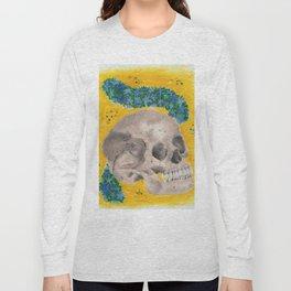 Summer Skull Long Sleeve T-shirt