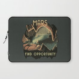 Mars: Find Opportunity Laptop Sleeve