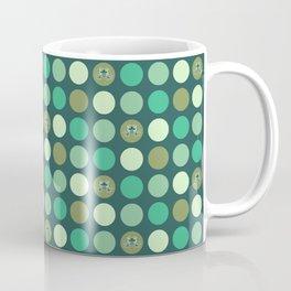 Dotty Wildlife - Frogs Coffee Mug