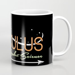 Mathematic Pun: Calculus Yeah, It's Rocket Science Coffee Mug