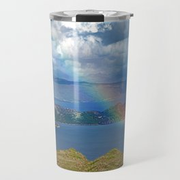 Light in the bay Travel Mug