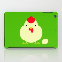 cock iPad Cases featuring Chicken, cock. by facebook.com/AAPP0