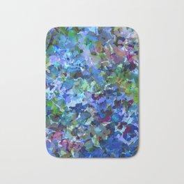 Blue Violet Woods Bath Mat