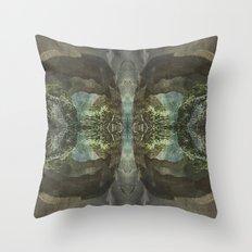 Caribbean 1 Throw Pillow