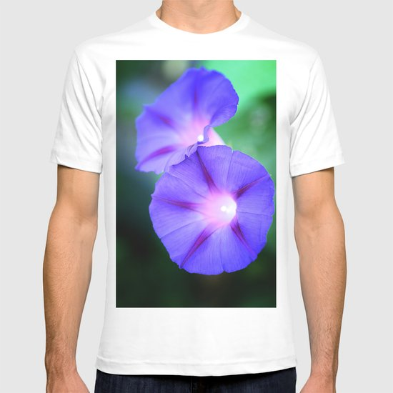 Morning glories T-shirt