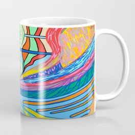 Dreamlike view Coffee Mug