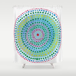 Dotto 20 Shower Curtain