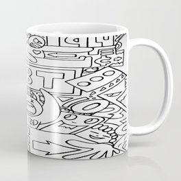 Craziness At The EBT Office Coffee Mug