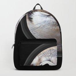 Meerkat with Googly Eyes Backpack