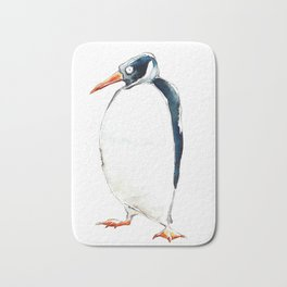 Penguin Bath Mat