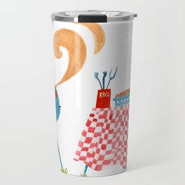 Southern Hygge: Barbecue Travel Mug
