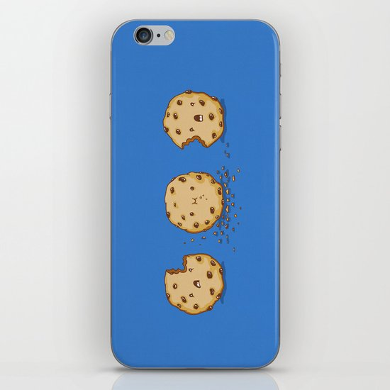 Cannibalism iPhone & iPod Skin
