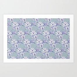 Lilium Speciosum Art Print