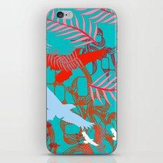 flying birds iPhone & iPod Skin