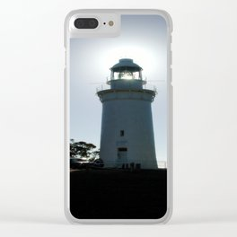 Table Cape Lighthouse - Tasmania Clear iPhone Case