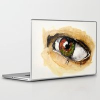 study Laptop & iPad Skins featuring Study by Kendall Brier