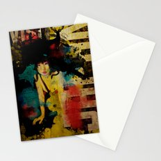 Visit Japan. Painterly Tourism Campaign Japanese style. Stationery Cards