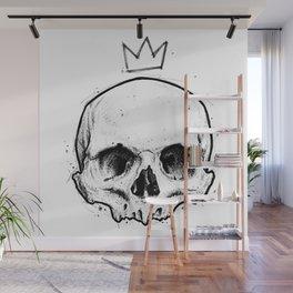 King of fools Wall Mural